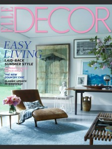 Safavieh Soho Rug Graces Cover of Elle Decor