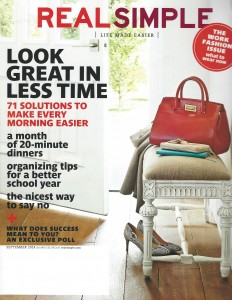 Safavieh Stars in Real Simple Magazine's Rug Handbook