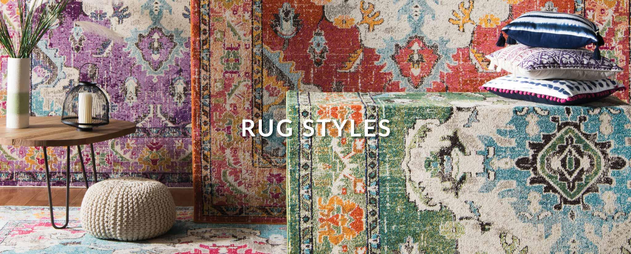 Safavieh Rug Styles