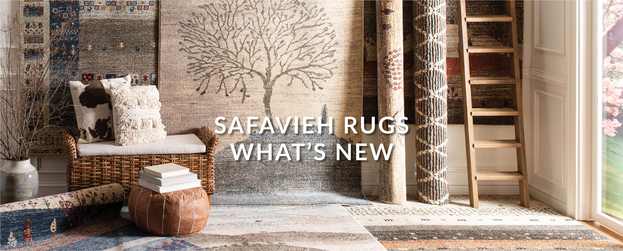 What's New Safavieh Rugs