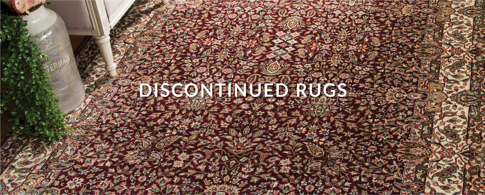 Discontinued Rugs