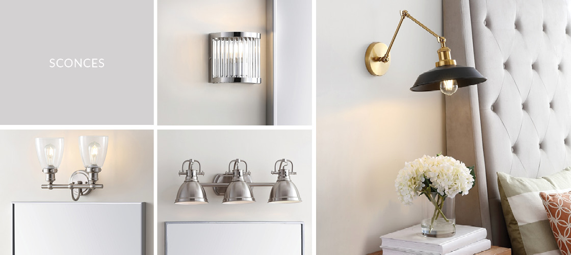 Wall Sconces Interior Lighting Safavieh Com