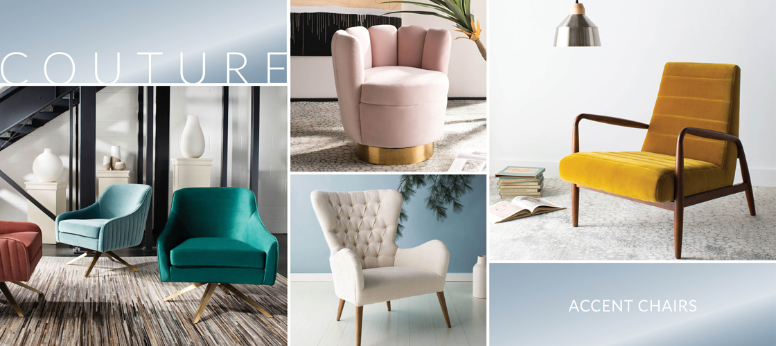 Safavieh Couture Accent Chairs