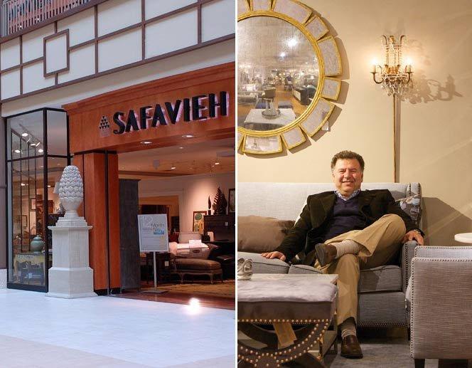 Timeline Safavieh, Who Owns Safavieh Furniture
