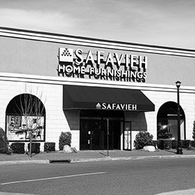 2005: Safavieh opens 50,000-square-foot retail gallery in Glen Cove, NY on November 1, and 30,000-foot retail gallery in Danbury Fair Mall on December 22, 2005.