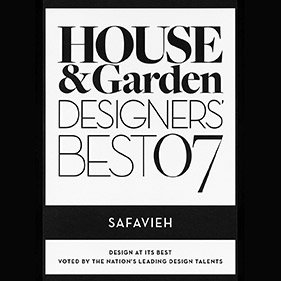 2007: A survey of 20,000 interior designers and architects conducted by House & Garden magazine ranks Safavieh the Designers' Best supplier of antique and reproduction rugs.