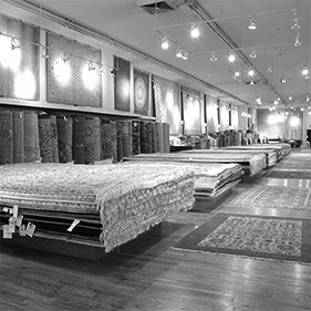 1988: Safavieh opens 12,000 square-foot Oriental rug gallery in Stamford, Connecticut.