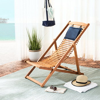Rendi Relax Chair With Pillow