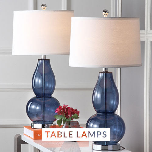 View Table Lamps