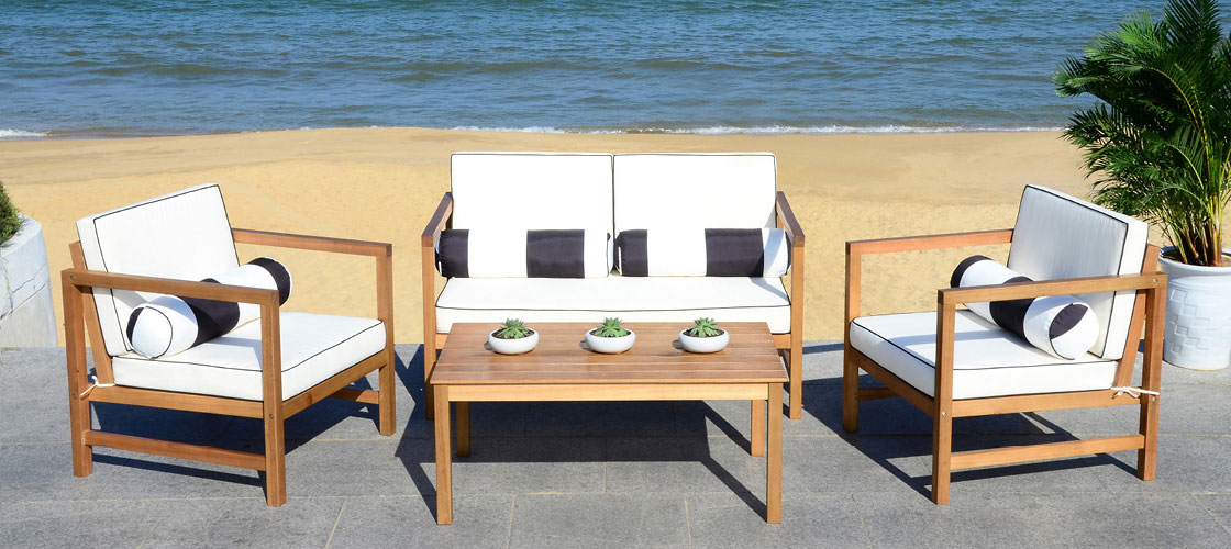Delightful Safavieh Outdoor Furniture Collection