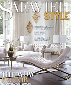 Safavieh Style Magazine - Fall '17