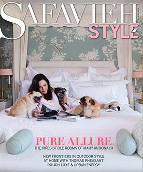 Safavieh Style Magazine - Spring '18