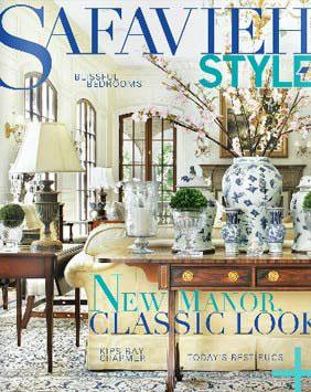 Safavieh Style Magazine - Spring '14