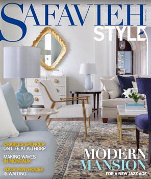Safavieh Style Magazine - Spring '17