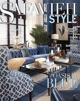 Safavieh Style Magazine - Winter '15